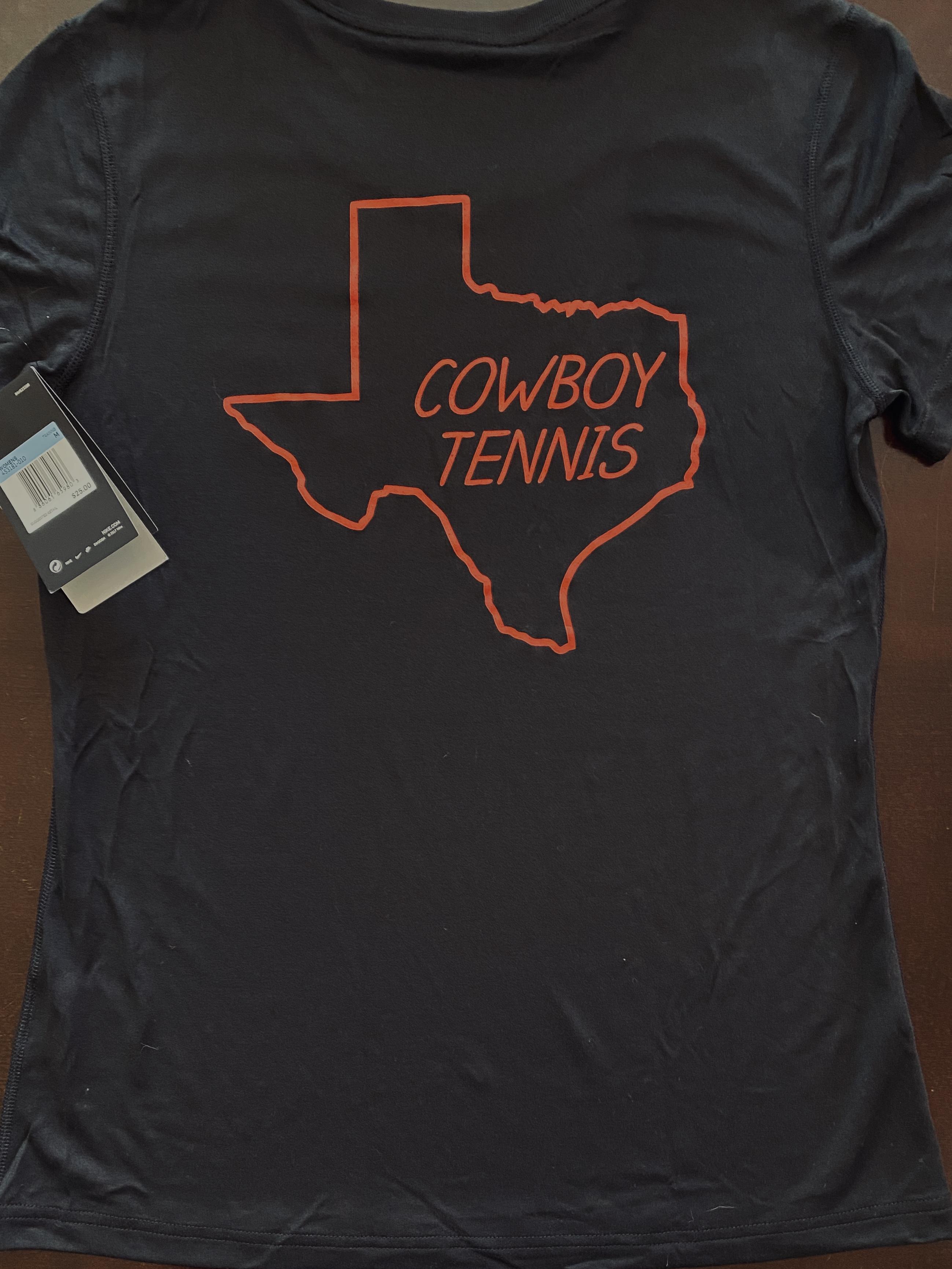 Black Coppell Tennis Nike Dri-Fit T-Shirt